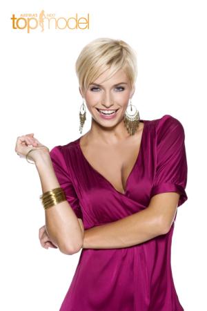 Lena Gercke, Austria's Next Topmodel © PULS 4