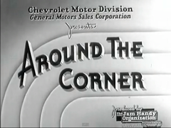 "Video ""Around The Corner"" (1937) Wie ein Differentialgetriebe funktiioniert"