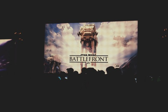 Star Wars Battlefront @ Game City 2015