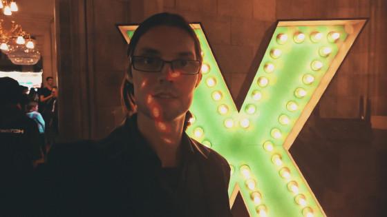 Selfie Viktor Krammer @ Game City Wien