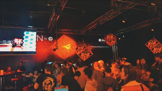 HP Omen Stand @ Game City Wien