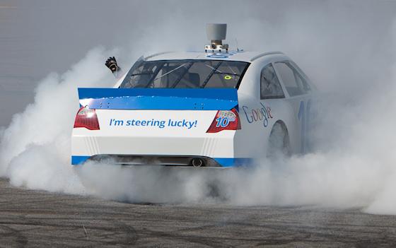 Google Nascar Auto