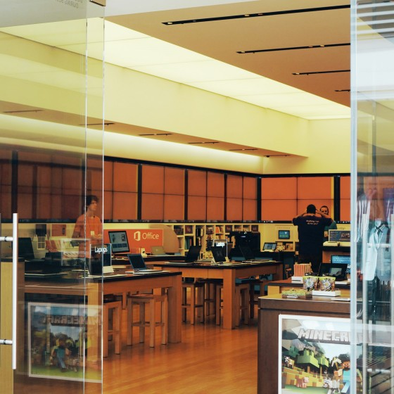 Microsoft Store @ Westfield Century City, 10250 Santa Monica Blvd., Los Angeles, CA 90067