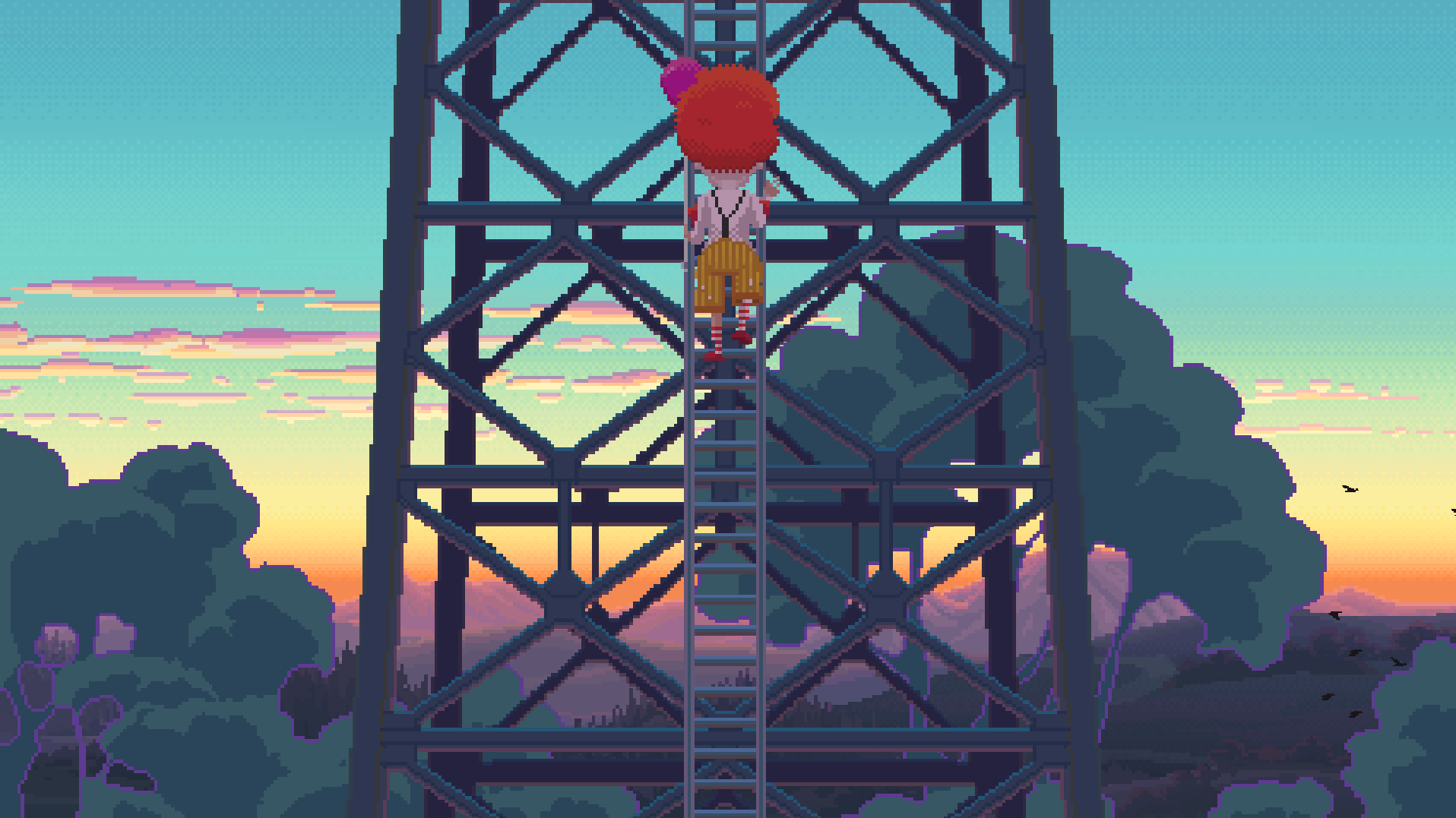 Thimbleweed Park: Ransome Clown Radio Tower