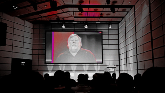 We Are Developers: Steve Wozniak Keynote