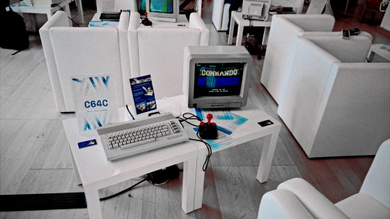 C64 C @ We Are Developers