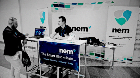 NEM @ We Are Developers