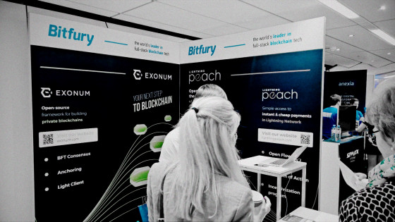 BitFury @ We Are Developers