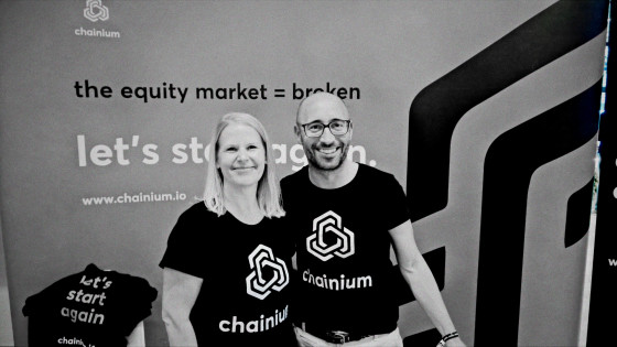Chainium @ We Are Developers