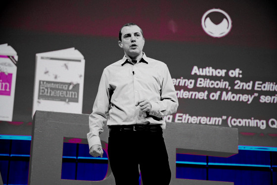 Andreas Antonopoulos @ We Are Developers