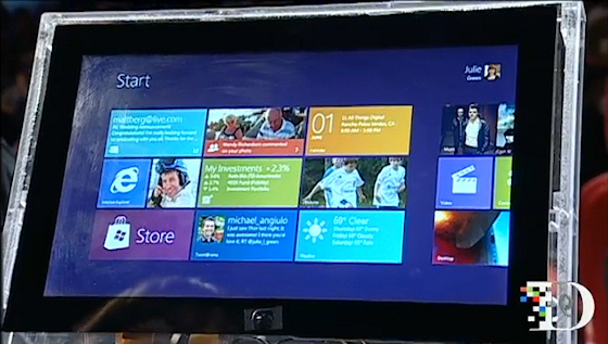 All Things D: Windows 8 Start Screen