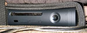 Xbox 360 schallgedämmt